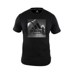 Adidas Combat Sports, COMMUNITY T SHIRT, Black, AC-ADIBGT02-BLAK image here