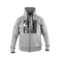 Adidas Combat Sports, COMMUNITY JACKET, Grey, AC-ADIBGJ02-HEGR image here