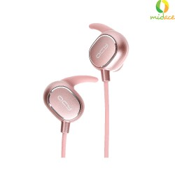 QCY,New Original QCY QY19 Phantom Sweatproof Wireless Bluetooth Headset Rose Gold,pink,QCY-QY19-RSEGLD image here