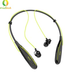 QCY QY25 Waterproof Sports Bluetooth Neckband Headset Bluetooth Black/Green image here