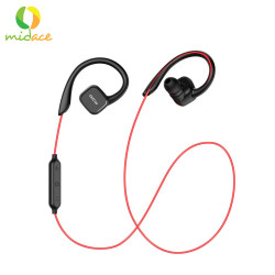 QCY,New QCY QY13 Sport Wireless Headphones Stereo Bluetooth Headset - Red,red,QCY-QY13-RED image here