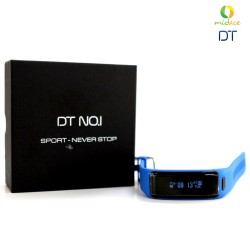 DTF1 OLED Diving Waterproof Smartband Elegant Blue image here