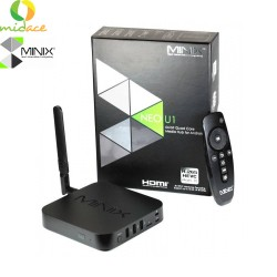 NEO U1, 64-bit Quad Core Media Hub for Android Black image here