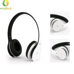 Minix NT-1 Bluetooth Stereo Headset with NFC White image here