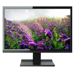 """HKC 18.5"""" 1876 VGA HDMI Led Monitor Black image here"""