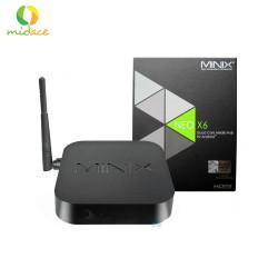 MINIX NEO X6 Amlogic S805 Quad-Core 8GB ROM Android TV Player Box (Black) image here