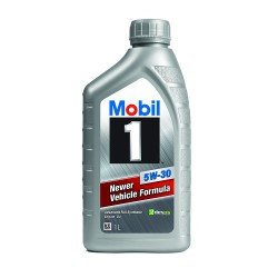 Mobil, 1 Newer Vehicle Formula 5w-30 1Ltr image here