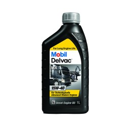 Mobil, Delvac MX 15w-40 1Ltr image here