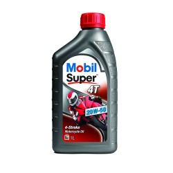 Mobil, Super 4T 20w-50 1Ltr image here