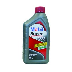 Mobil, Super 1000 15w-40 1Ltr image here