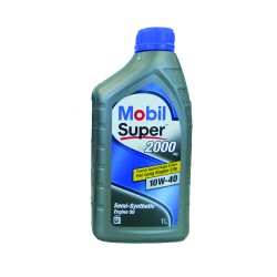 Mobil, Super 2000 10w-40 1Ltr image here