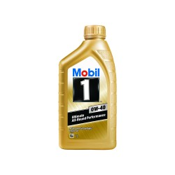 Mobil 1 Ultimate All-Around Performance 0w-40 1Ltr image here