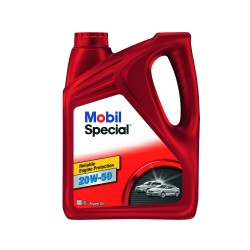 Mobil, Special 20w-50 1 Gal image here