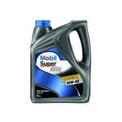 Mobil, Super 2000 10w-40 1 Gal image here