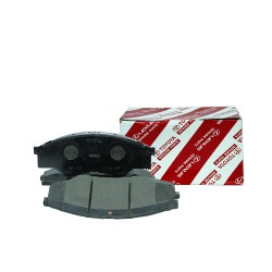 Toyota Genuine Parts, Toyota Genuine Parts Brake Pads Hilux 2004 - 2012/ up (04465 - YZZQ6) ,04465-YZZQ6 image here