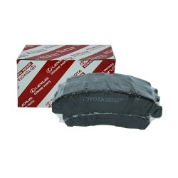 Toyota Genuine Parts, Toyota Genuine Parts Front Brake Pads Avanza 2006 - onwards (04465 - YZZQ3) ,04465-YZZQ3 image here