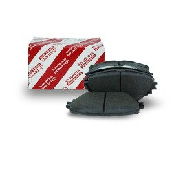 Toyota Genuine Parts, Toyota Genuine Parts Front Brake Pads Vios 2013 - onwards (04465 - 0D130) ,04465-0D130 image here