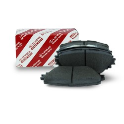 Toyota Genuine Parts, Toyota Genuine Parts Front Brake Pads Vios 2007 - 2013 (04465 - 52240 - 1) ,04465-52240-1 image here