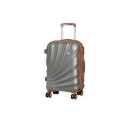 IT Luggage London Bolero Anti Theft Zipper Small Champagne image here