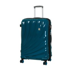 IT Luggage London Large Bolero Luggage with TSA Lock and Anti-Theft Zippers Turkish Tile image here