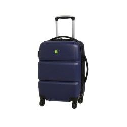IT Luggage London Elliptik Blue Scratchproof Luggage Small image here