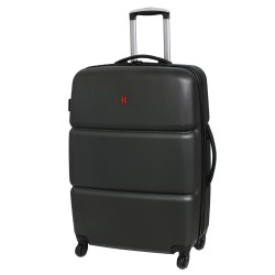 IT Luggage London Elliptik Dark Gray Scratchproof Luggage Large image here