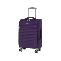 IT Luggage London Quilte Petunia Luggage with Expander Small image here