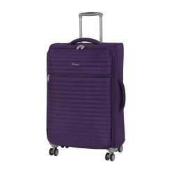 IT Luggage London Quilte Petunia Luggage with Expander Medium image here