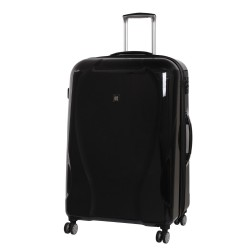 IT Luggage Corona TSA Lock 100% Polycarbonate Black Large image here