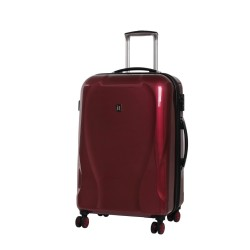 IT Luggage Corona TSA Lock 100% Polycarbonate Wine Medium image here