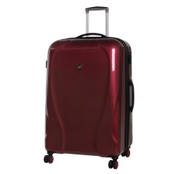 IT Luggage Corona TSA Lock 100% Polycarbonate Wine Large image here