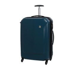 IT Luggage London Aerodynamic with carbolyte material Blue Small image here