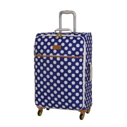 IT Luggage Summer Spots Polka Bag Large image here