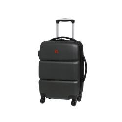 It Luggage London Elliptik Dark Grey Small Mega Strong image here