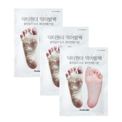 Dr. Wonder Foot Peeling Mask (Set of 3's) image here