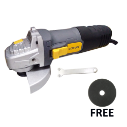 "Lotus Angle Grinder 4"" 850W LTSG8500S +FREE cutting disc image here"