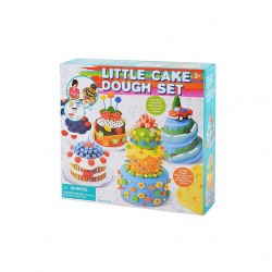 LITTLE CAKE DOUGH SET image here