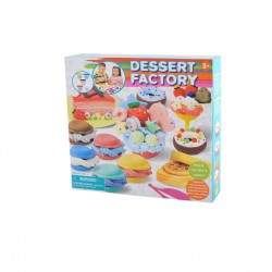 DESSERT FACTORY image here