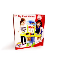 FIRST KITCHEN SET image here