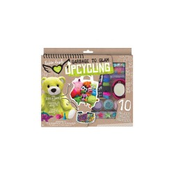 UPCYCLING TOYS & GAMES image here