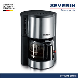 Severin Coffee maker 10 cups image here