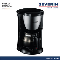 Severin Coffee maker 4 cups image here