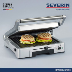 Severin Automatic Grill KG 2392 silver KG 2392 image here