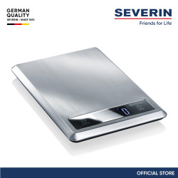 Severin, Electronic Kitchen Scale, Silver, WK 3669 image here