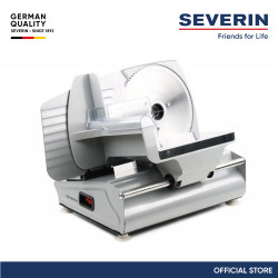 Severin, Electric Universal Slicer, Silver, AS 3915 image here
