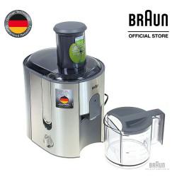 Braun, Multiquick 7 Juicer, Silver, J 700 image here