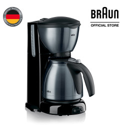 Braun, CaféHouse Sommelier, Black, KF610  image here