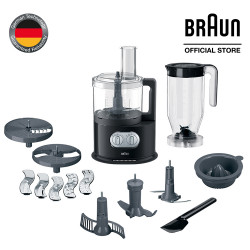 Braun Collection Food processor FP 5150b image here