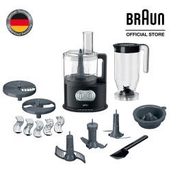 Braun, Collection Food processor, black, FP 5150b image here