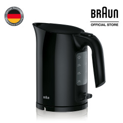 Braun PurEase Kettle Black WK 3000B  image here